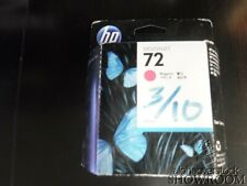 New Sealed Box Genuine OEM HP 72 Magenta InkJet C9399A DesignJet T790 MAY 2012