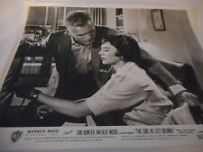 Natalie Wood Tab Hunter The Girl He Left Behind 1956 Publicity Photo