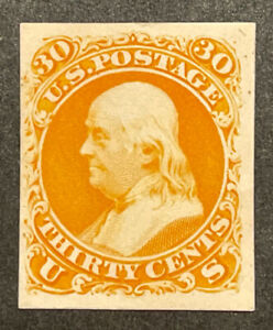 TDStamps: US Stamps Scott#71P4 Unused NH NG Proof