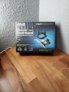 ASUS PCE-AC55BT Dual-Band Wi-Fi Adapter