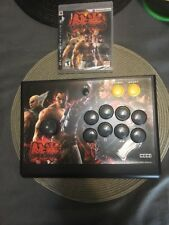 Tekken 6 Limited Edition Sony Playstation 3 PS3 Game + Arcade Stick NEW SEALED