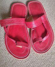 Leather Sandal Ladies Size 8 AU