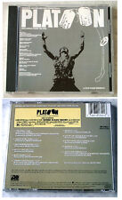 PLATOON Original-Soundtrack The Doors, Jefferson Airplane,...  Atlantic-CD TOP