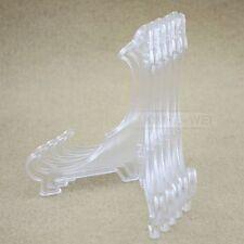 5x Tellerständer/Tellerhalter Acryl Akryl Deko Dekoration Hoch 20cm