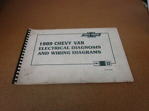 Service Repair Manuals For Chevrolet G20 Van For Sale Ebay