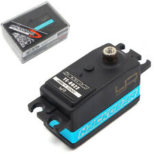 Yeah Racing Hackgear Drift Spec Low Profile Digital High Speed CL Servo Blue