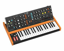 Behringer Poly D Analog 4-Voice Polyphonic Synth w/ 4 VCOs & 32-Step Sequencer