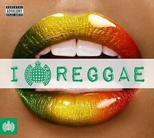 I LOVE REGGAE - MINISTRY OF SOUND 3 CD ALBUM SET (June 2nd 2017)