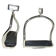 Stainless Steel Double Bent Leg Safety Stirrups Irons