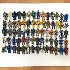 Lot of 10PCS Random Halo Mega Block Minifigure Building toys - No repeat