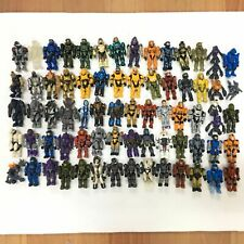 Random 30x Mini Figure Mega Halo Spartans Alien Space Soldier Collection Boy Toy