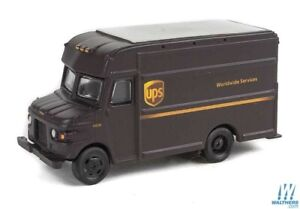 Walthers UPS Package Car United Parcel Service Modern Shield Logo HO Scale