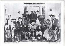 "*Postcard-""Rowan Oak Costume Party"" @ Faulkner's Home-- *Oxford & Ole MS (#236)"