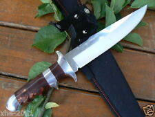 JL 027 Survival Military Bowie Hunting Tactical Pig Sticker knife Full Tang