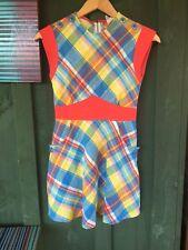 New listing Vintage 60s Barbie Mod GoGo Babydoll Pl 00006000 aid Mini Dress Size Retro Xs/Small