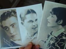 Young Gilbert Roland film actor Malcolm McGregor silent screen star Pola Negri ?