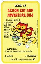 Super Munchkin Promo Cards - Steve Jackson Games