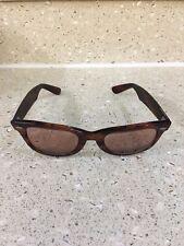 Vintage Ray-Ban Bausch & Lomb  Wayfarer Tortoise Sunglasses