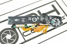 Nikon Coolpix S9500 Top Cover Shutter Board PCB Repair Part DH7675