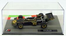 Coches de Fórmula 1 de automodelismo y aeromodelismo Lotus 72D Escala 1:43