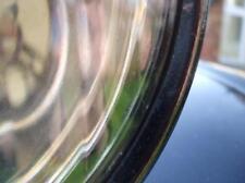 "Pair of 8"" Vintage Lucas Headlight Headlamp Glass Rim Seals 6mm Diameter"