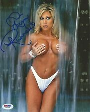 Terri Runnels Signed WWE 8x10 Photo PSA/DNA COA Picture Autograph Diva Marlena 1