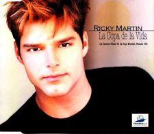 CDM - Ricky Martin - La Copa De La Vida (LATIN) NUEVO PRECINTADO - MINT & SEALED