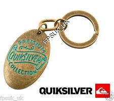 Official QUIKSILVER SURF Men's Teen Boys KEYRING Gift NEW