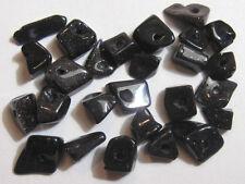 25split edelsteenkralen BLAUWE GOUDSTEEN 4-7mm