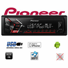 Pioneer MVH-S100UB - MP3/USB Android iPhone Autoradio Nuovo modello 2018