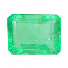 RARE & NICE OCTAGON SHAPE 24.15 CT 100% NATURAL FLUORITE GEMSTONE