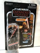 Star Wars The Vintage Collection EXPANDED UNIVERSE VC 96 Darth Malgus UNPUNCHED