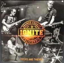 """IGNITE Vipers and Thieves 7"""" RSD 2016 New AFI Strung out Good Riddance NOFX"""