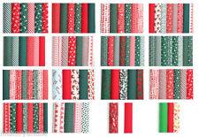 "Polycotton Holiday/Christmas Less than 45"" Craft Fabrics"