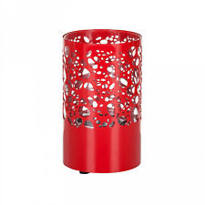 Joondalup Table Top Bio-Ethanol Fireplace - Red