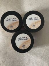 Lot of 3, Almay Smart Shade Loose Powder, 300 Medium!