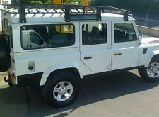 LAND ROVER DEFENDER,90, TDi,TD5,TDci,V8i,full length Expedition, roof rack