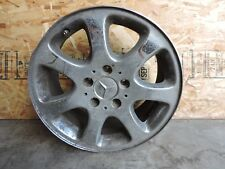 "OEM 8x16"" Genuine Mercedes Benz w209 w203 Factory Wheel (#2)"