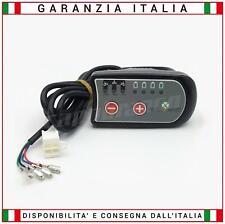 Display Green Spark modello Genio 36V connessione standard