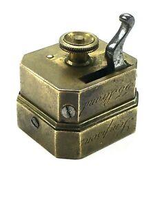 Antique Brass Scarificator c1965, Simpson London