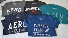 Lot of 5 NEW Aeropostale Women's Short Sleeves Top Tee Shirts, XS /TP, $122.50
