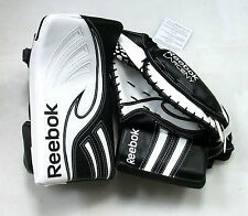 New ice Reebok ice hockey goalie blocker catcher intermediate Pro blocker set