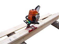 Hud-Son Lumbermaker Lumber Maker Chainsaw Board Boardmaster