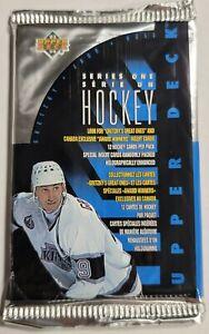 1993-94 Upper Deck Series 1 NHL Hockey Cards 1 Pack