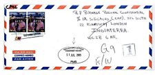 Nicaragua *LEON* 2005  Air Mail Cover CP92