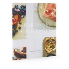 """Curtis Stone Dura-Bake Bakeware Cookbook"" by Rochelle Palermo Hardcover 583-062"