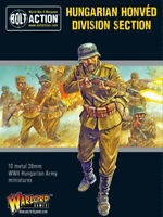 Warlord Games Bolt Action - Hungarian Army Honved Division Section