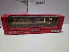 DALE EARNHARDT 1993 Racing Champions 1/87 Scale racing team transporter NIB