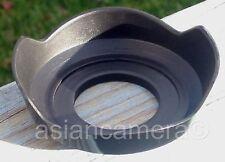52mm Flower Patel Camera Lens Hood Shade Screw-in Mount 52 mm Asian