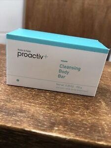 New PROACTIV CLEANSING BODY BAR 5.25 oz Acne Treatment 2017 SEALED Face